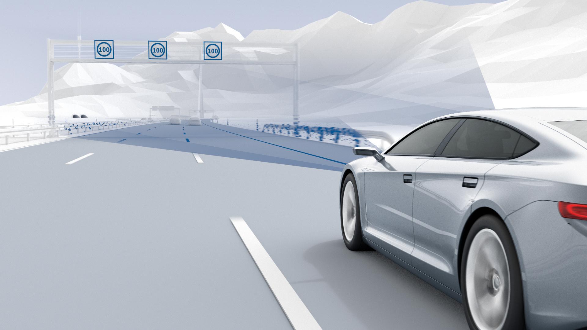 Lokalizácia automatizovaných vozidiel
