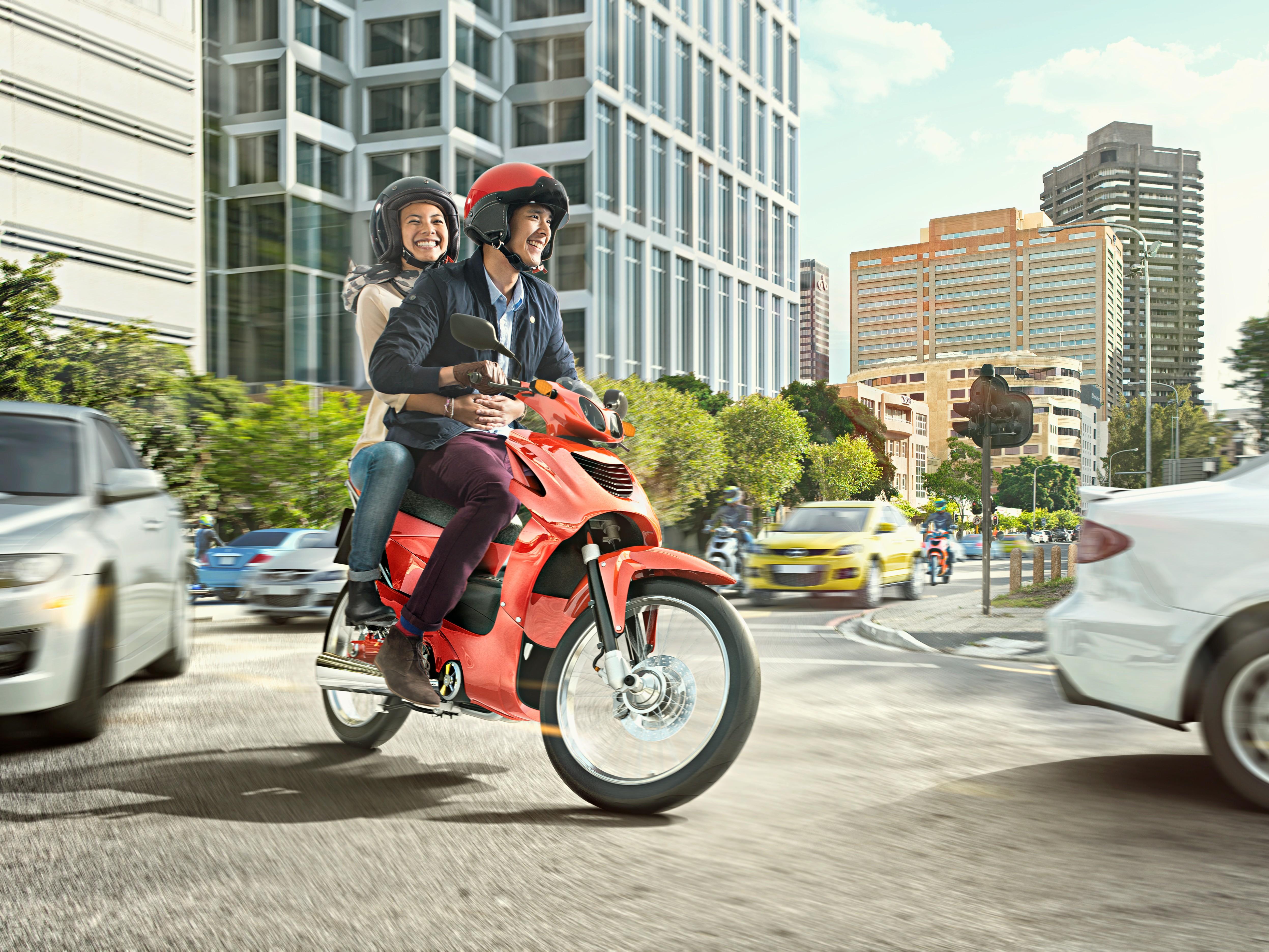 Bosch na svetovom trhu dvojkolesových vozidiel