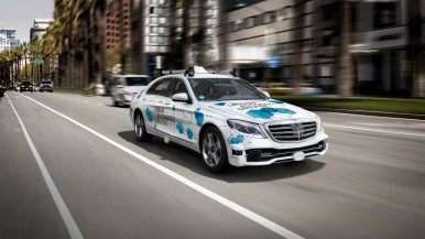 Bosch a Daimler: San José se má stát pilotním městem pro automatizovanou službu spolujízdy