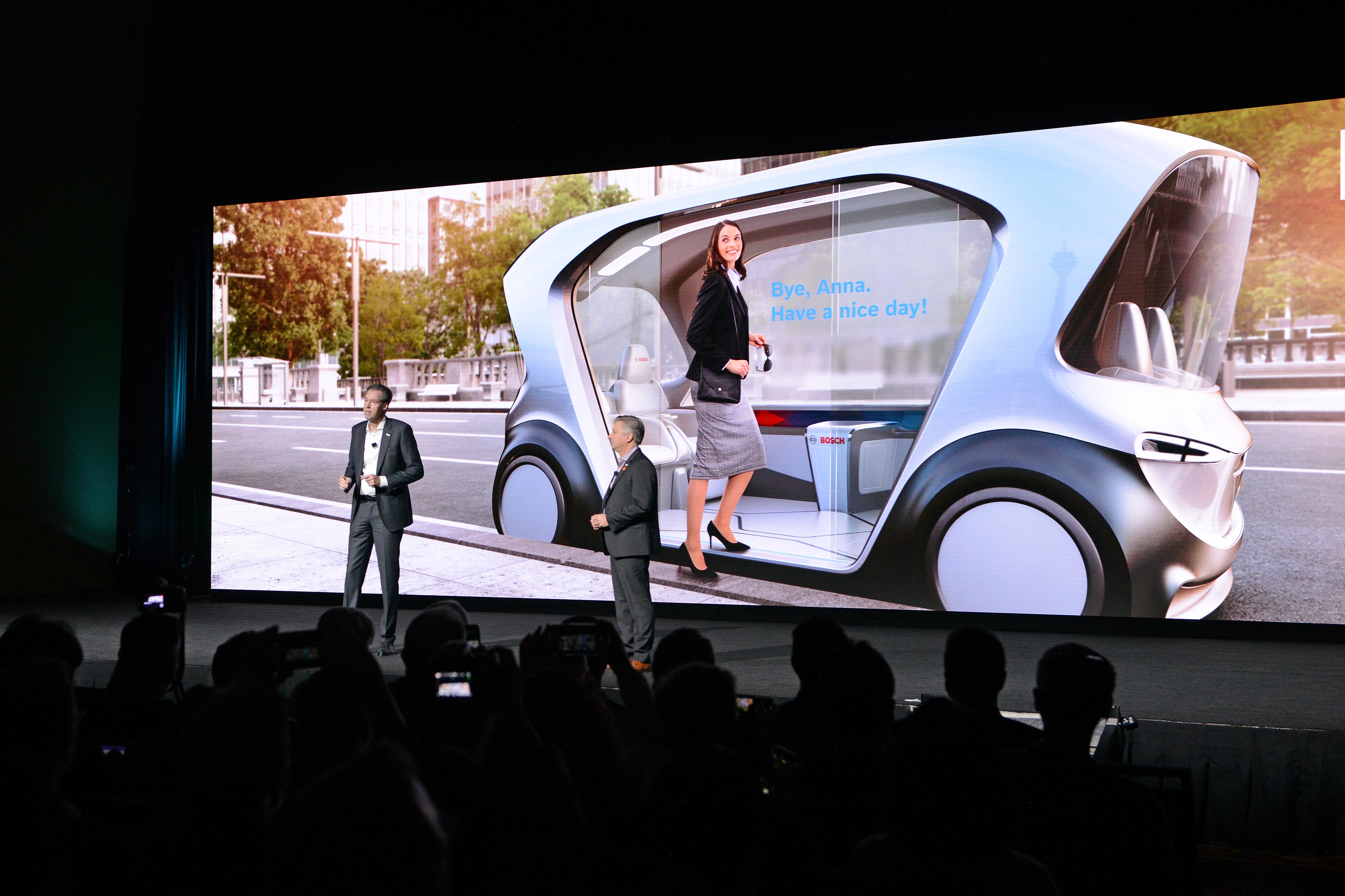 Nový druh mobility: vozidlá kyvadlovej dopravy bez vodiča