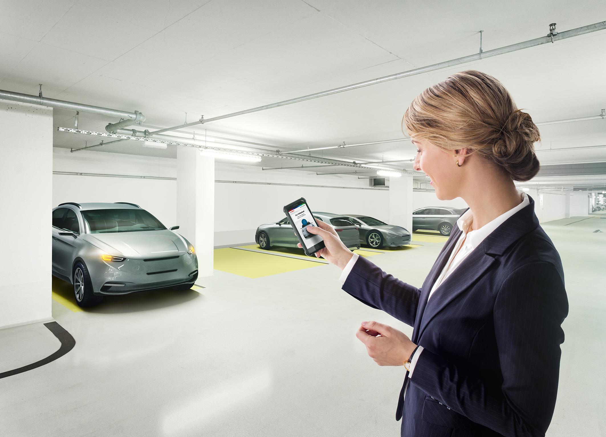 Systém Perfectly Keyless od spoločnosti Bosch