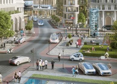 Automatizované řízení bez řidiče: průlom pro individuální mobilitu