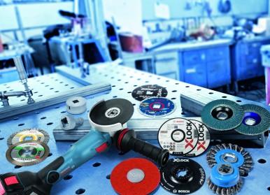 X-Lock – světová novinka od Bosch Professional: Komplexní rozsah příslušenství pro každou aplikaci