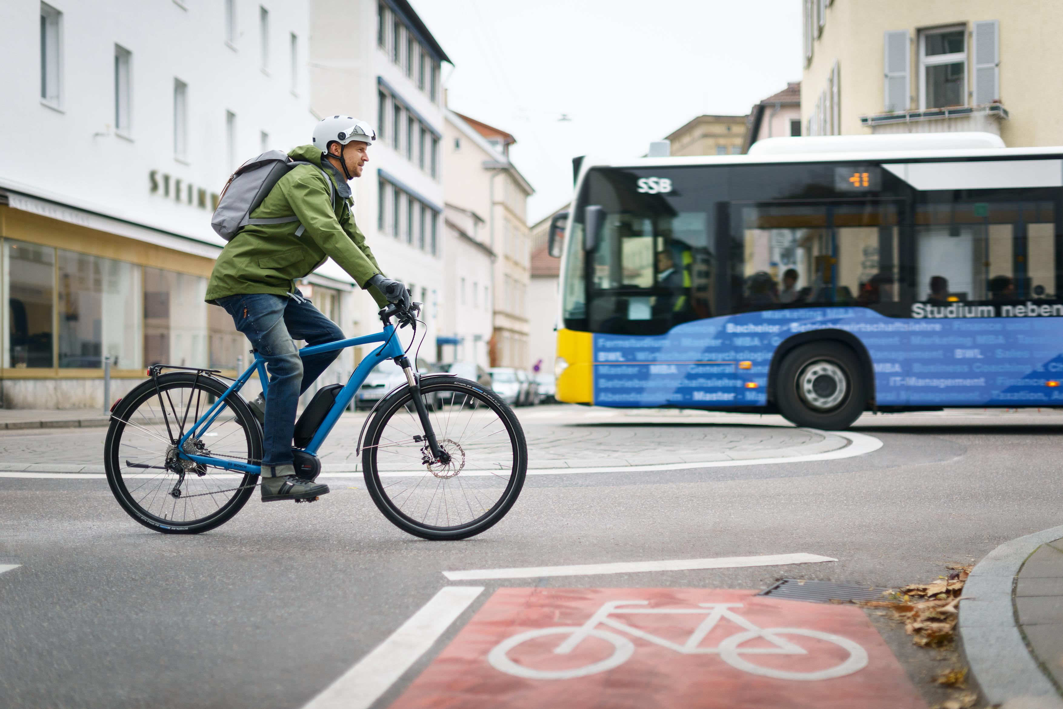 Řízení mobility společnosti: Lepší kvalita ovzduší v aglomeracích