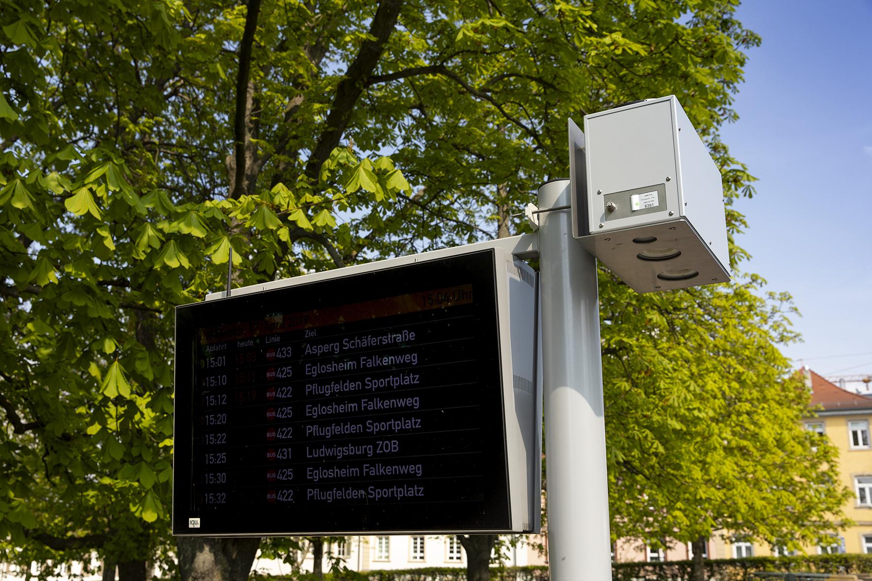 Flexibilní systém monitorování znečištění ovzduší