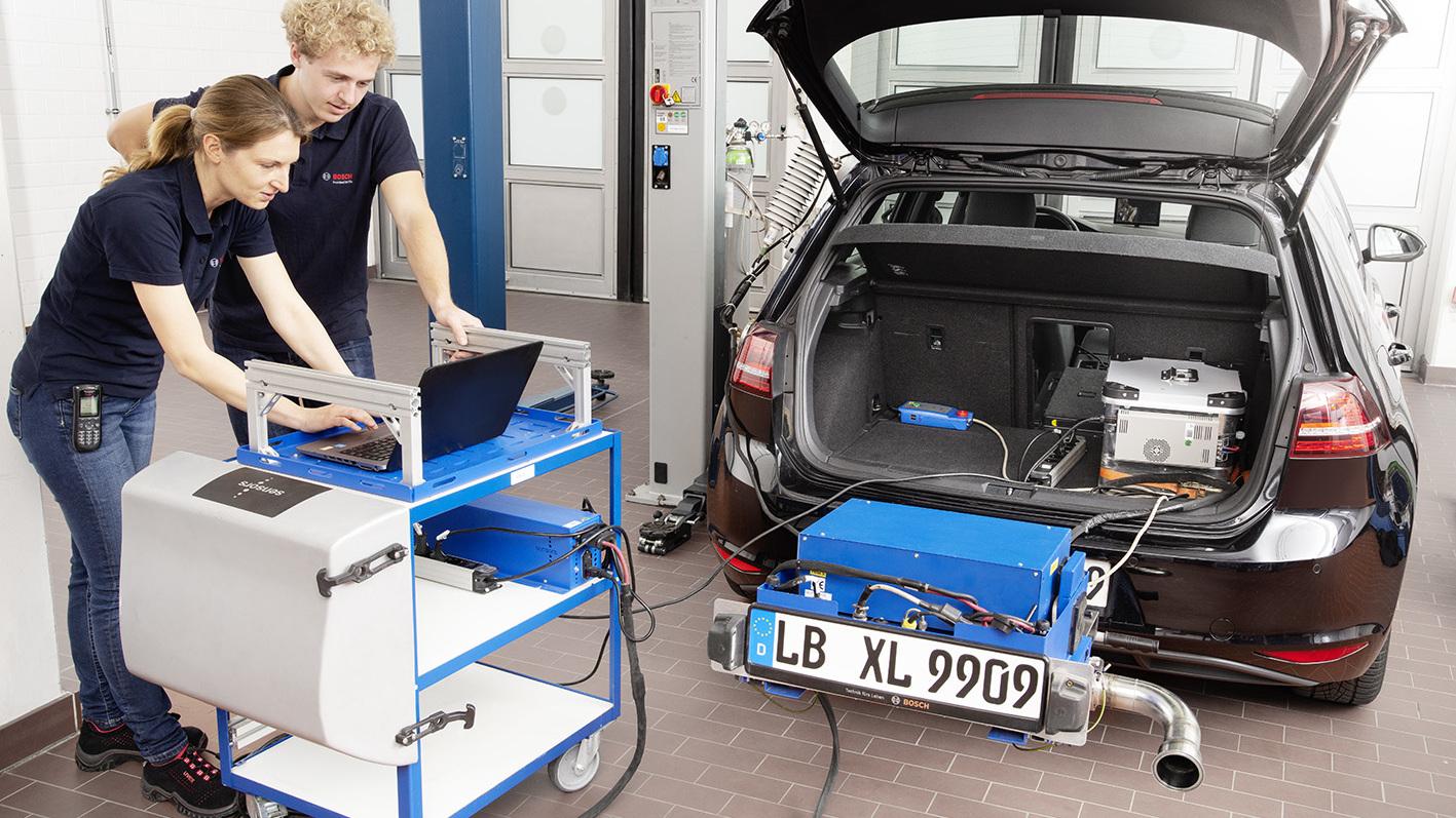 Diesel si zachovává výhodu, pokud jde o spotřebu paliva a dopad na životní prostředí