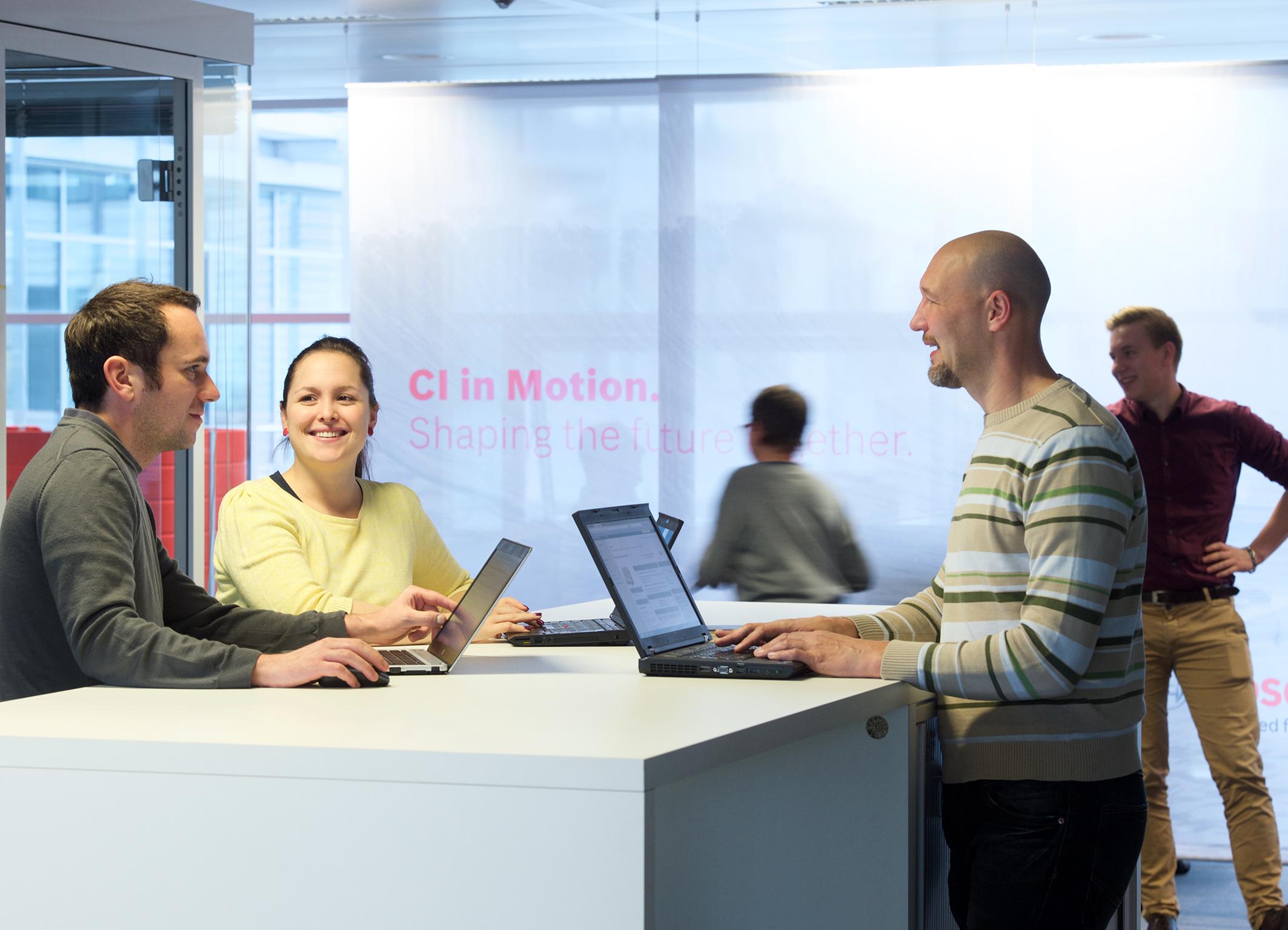 Telecommuting v spoločnosti Bosch