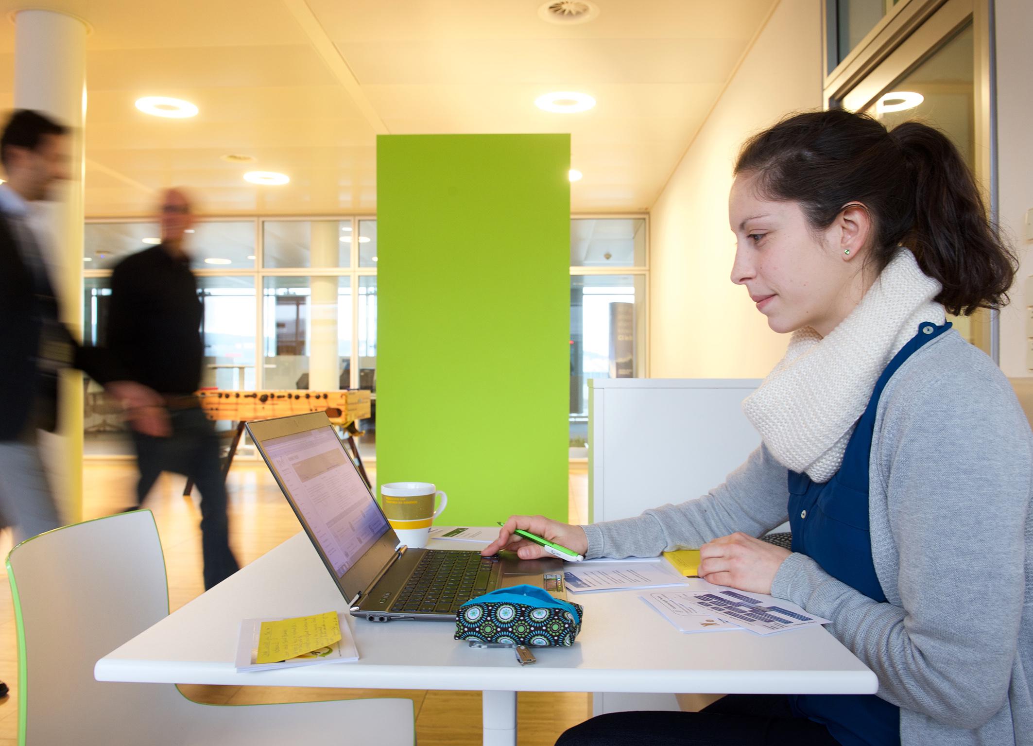 Bosch: zamestnanci pri práci