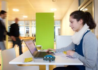 Bosch: zaměstnanci při práci