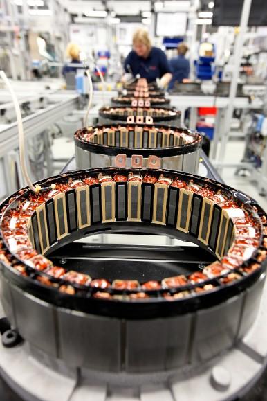 Bosch přebírá plnou kontrolu nad výrobcem elektromotorů EM-motive