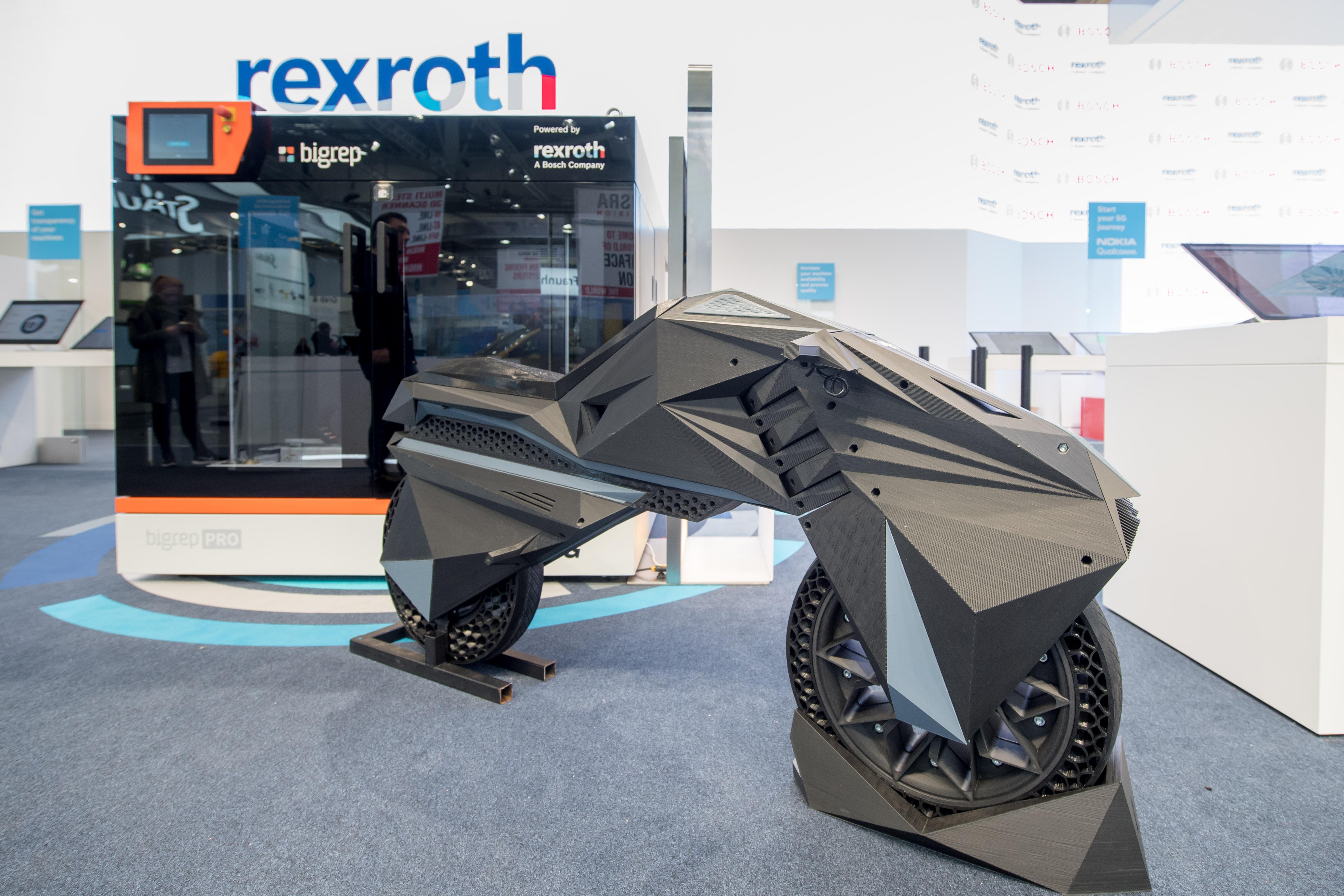 3D tisk pro průmyslové aplikace