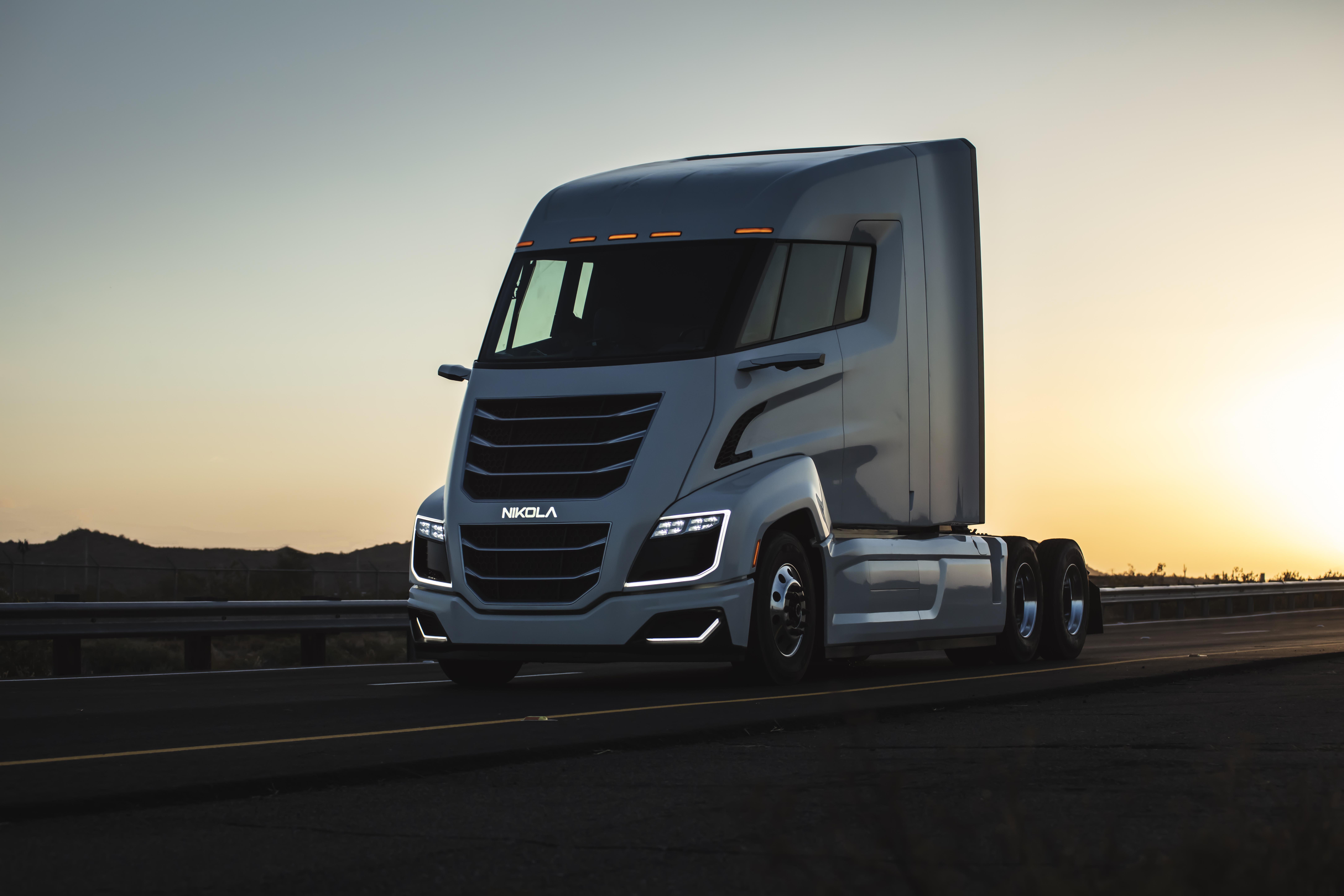 Inovace v oblasti užitkových vozidel: Bosch přináší pokročilá řešení pro nový tahač Nikola Two