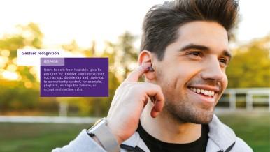 Hearables: Bosch přináší inteligentní poslech