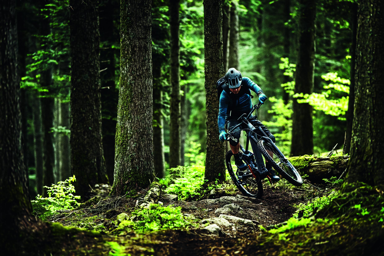 Bez námahy v ťažkom teréne na dvoch kolesách