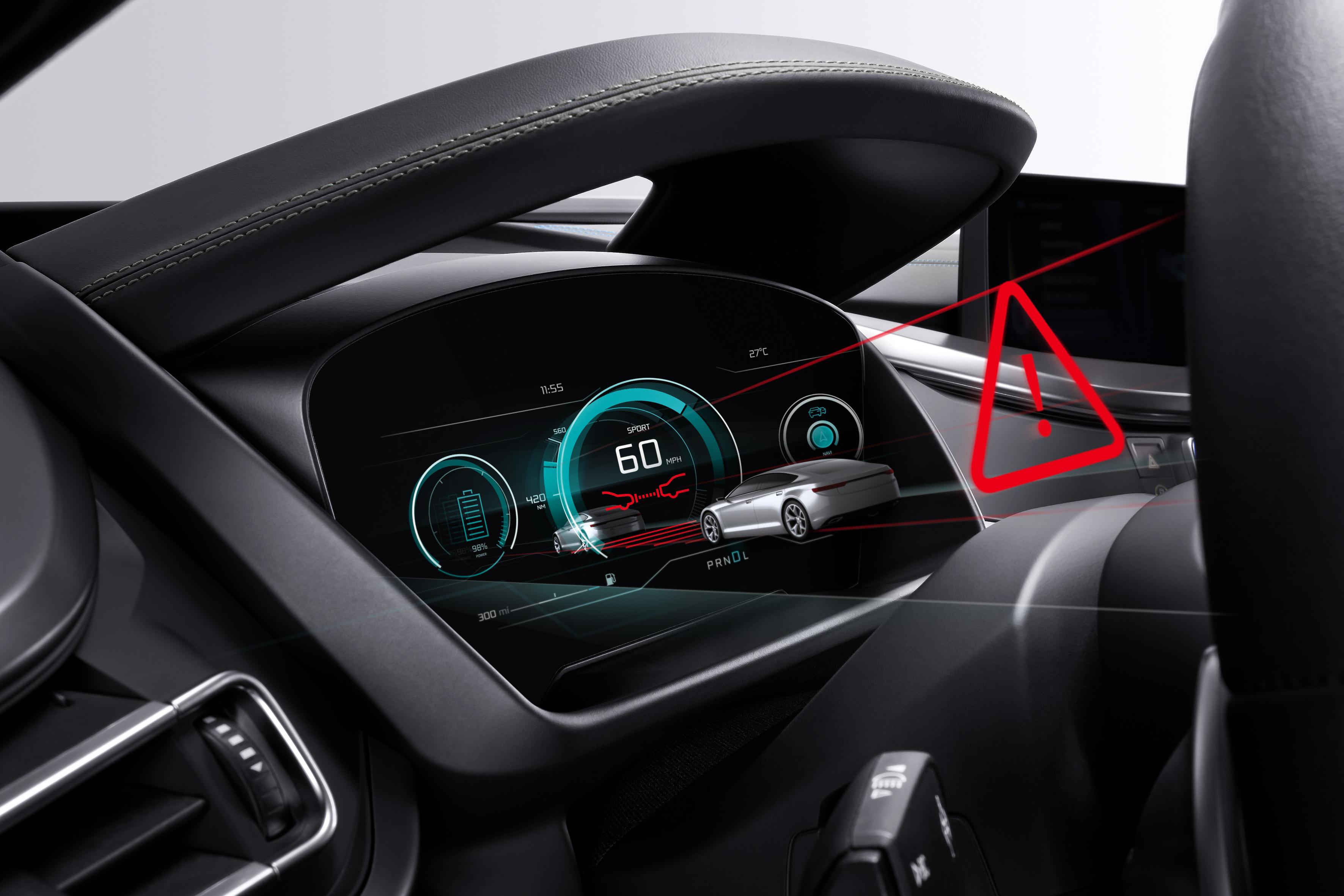 3D display Bosch