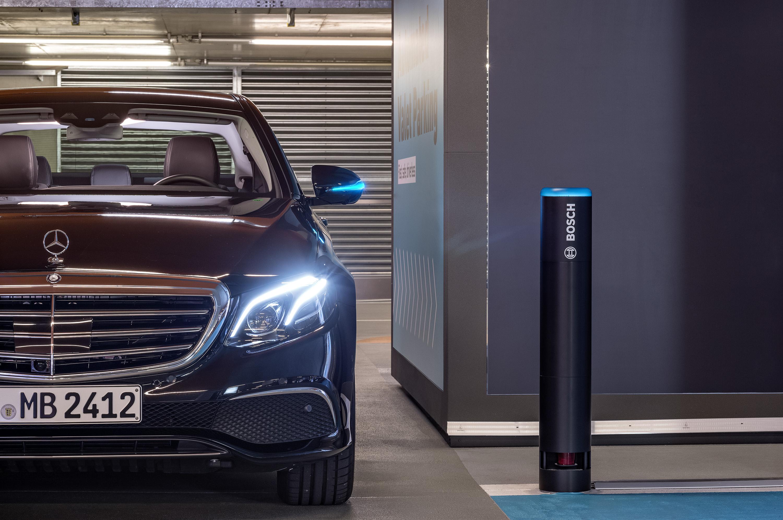 Parkovacia garáž budúcnosti