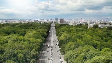 Viac technológií pre lepšie ovzdušie: Bosch pomáha mestám na celom svete v boji proti znečisteniu