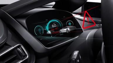 Nová dimenze: Bosch dláždí cestu pro 3D displeje ve vozidlech