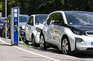 Bosch v případě elektromobility jede v rychlém jízdním pruhu