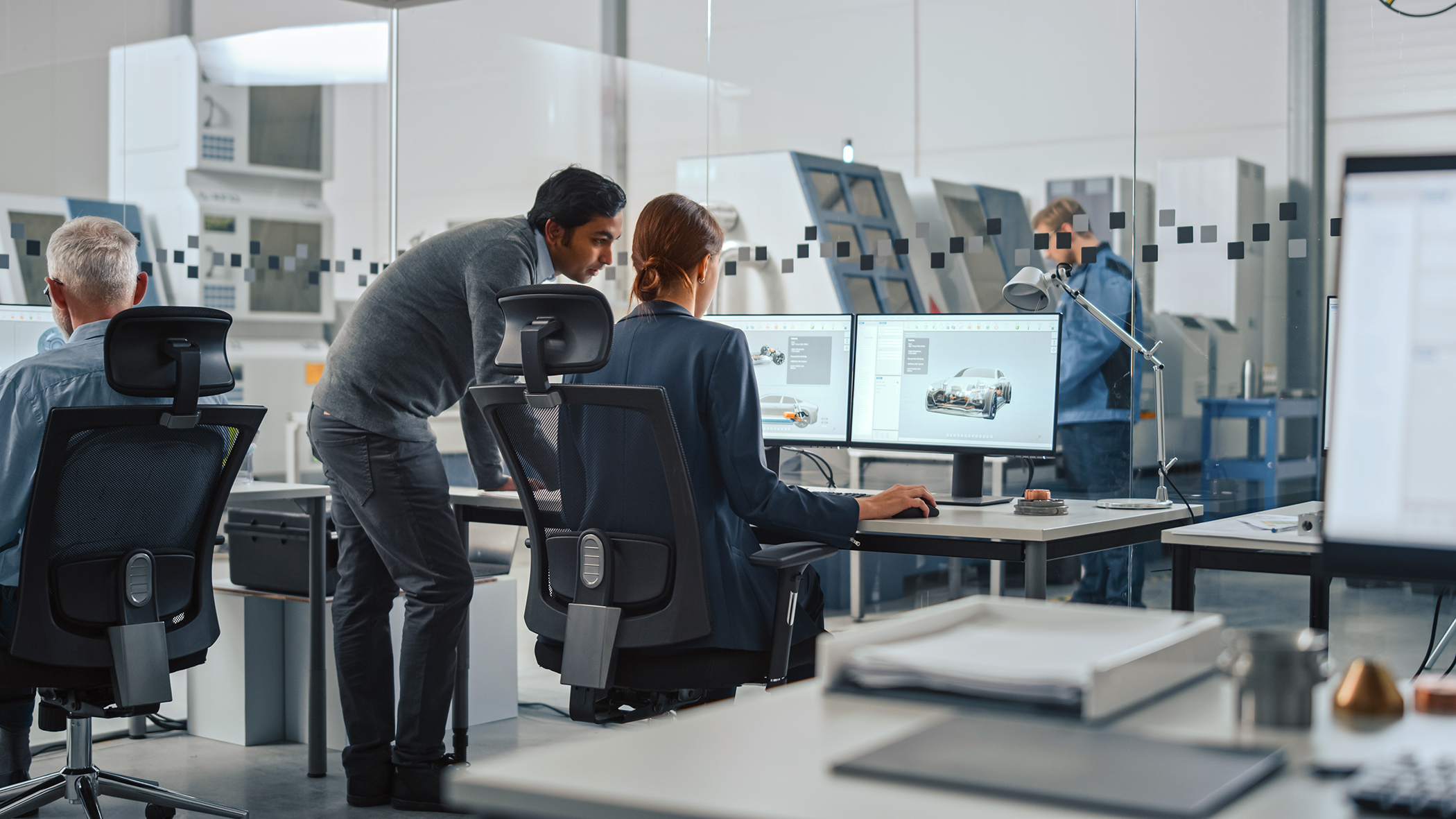 Aktívne formuje transformáciu v automobilovej elektronike