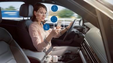Zachránce životů založený na kameře: Bosch pomáhá vozům nespustit cestující z očí