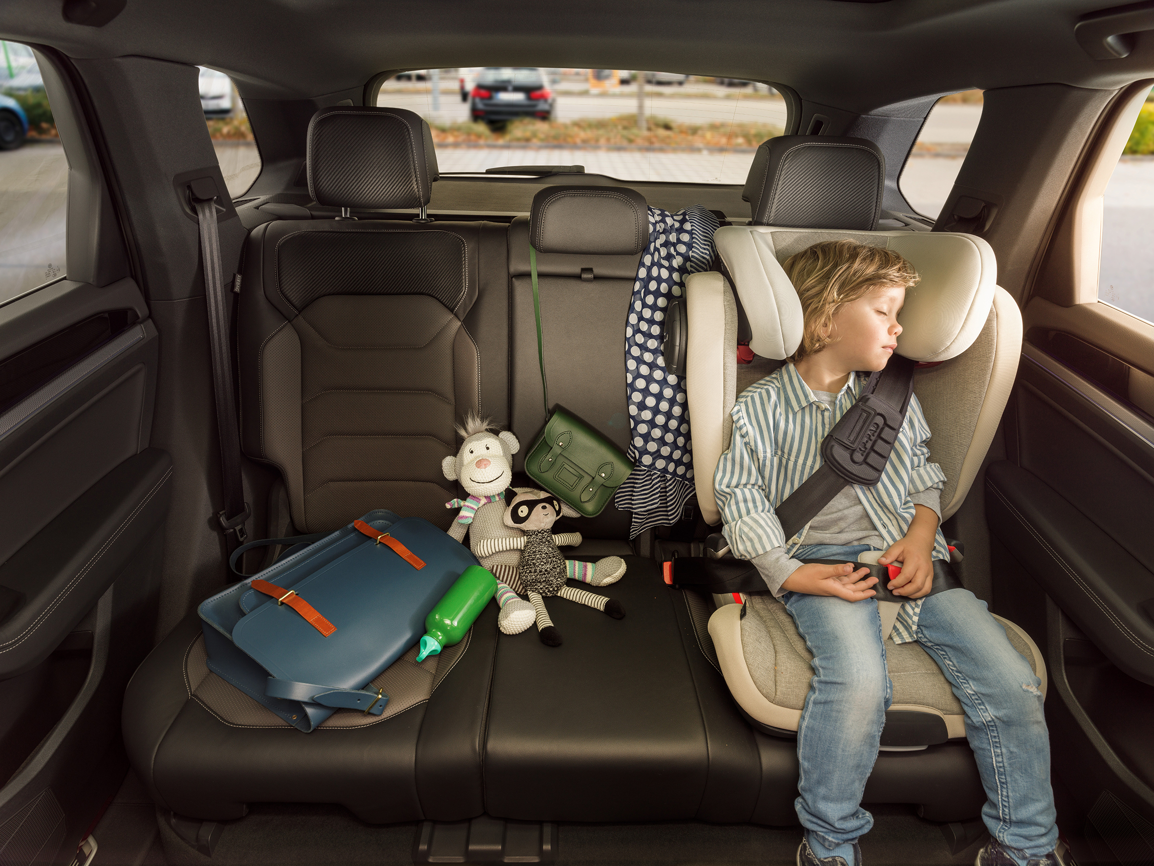 Monitorování řidičů a interiérů od společnosti Bosch