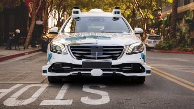 Bosch a Mercedes-Benz spouští v San José pilotní projekt pro službu automatizované spolujízdy ride-hailing