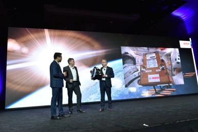CES 2020: Bosch zvyšuje latku v oblasti umelej inteligencie