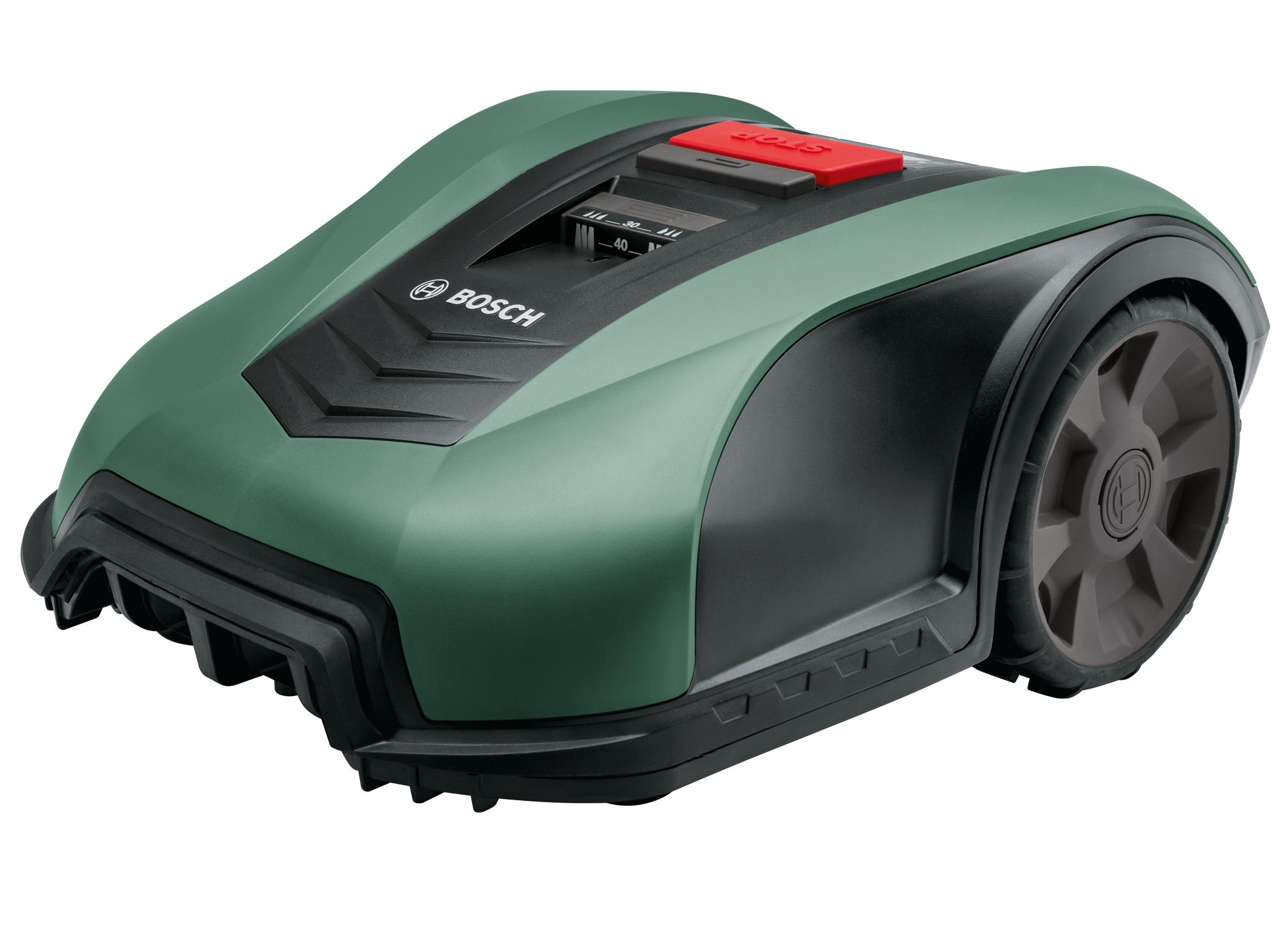 Autonomní péče o trávník pro střední a velké zahrady: Robotické sekačky Bosch Indego M 700 a Indego M+ 700