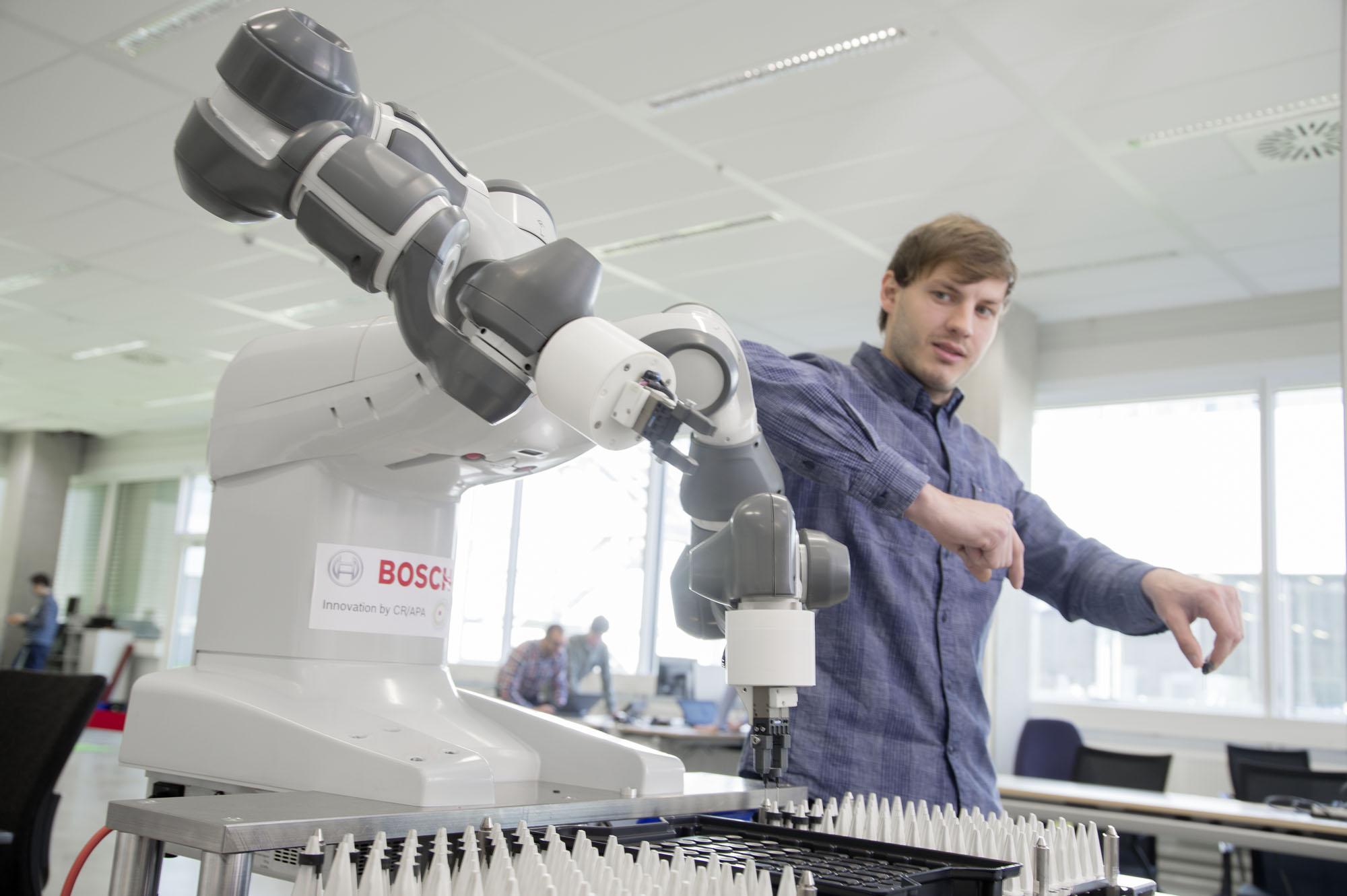 Průmyslové využití umělé inteligence (AI)