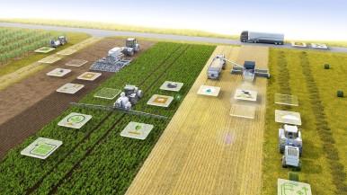 NEVONEX od spoločnosti Bosch: Ekosystém pre inteligentný digitálny poľnohospodárstvo