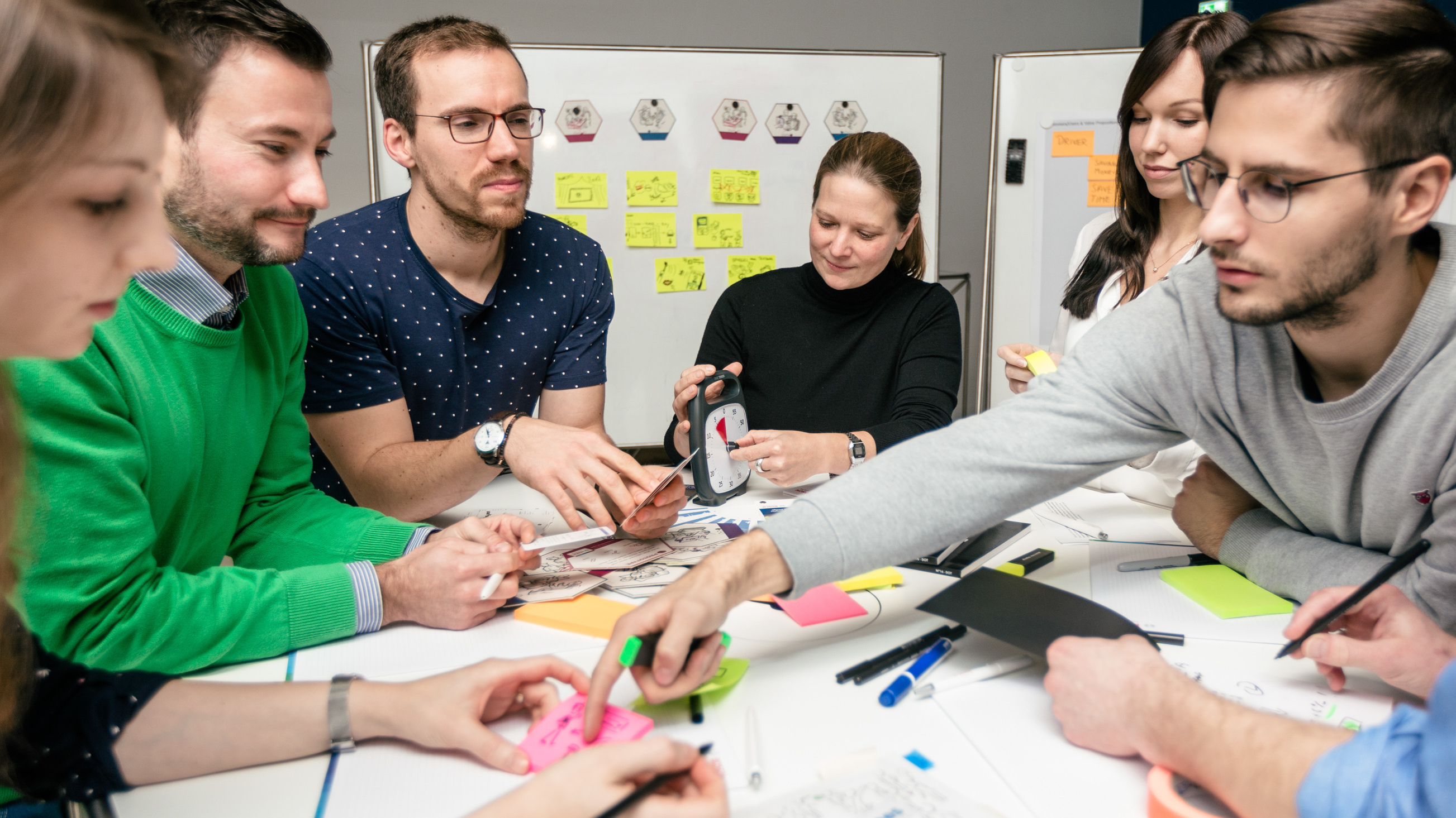 Interdisciplinárny tímy - podpora zákazníkov spoločnosti Bosch.IO