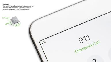 Presná lokalizácia v budovách pomocou tlakového senzora môže zachrániť tisíce životov
