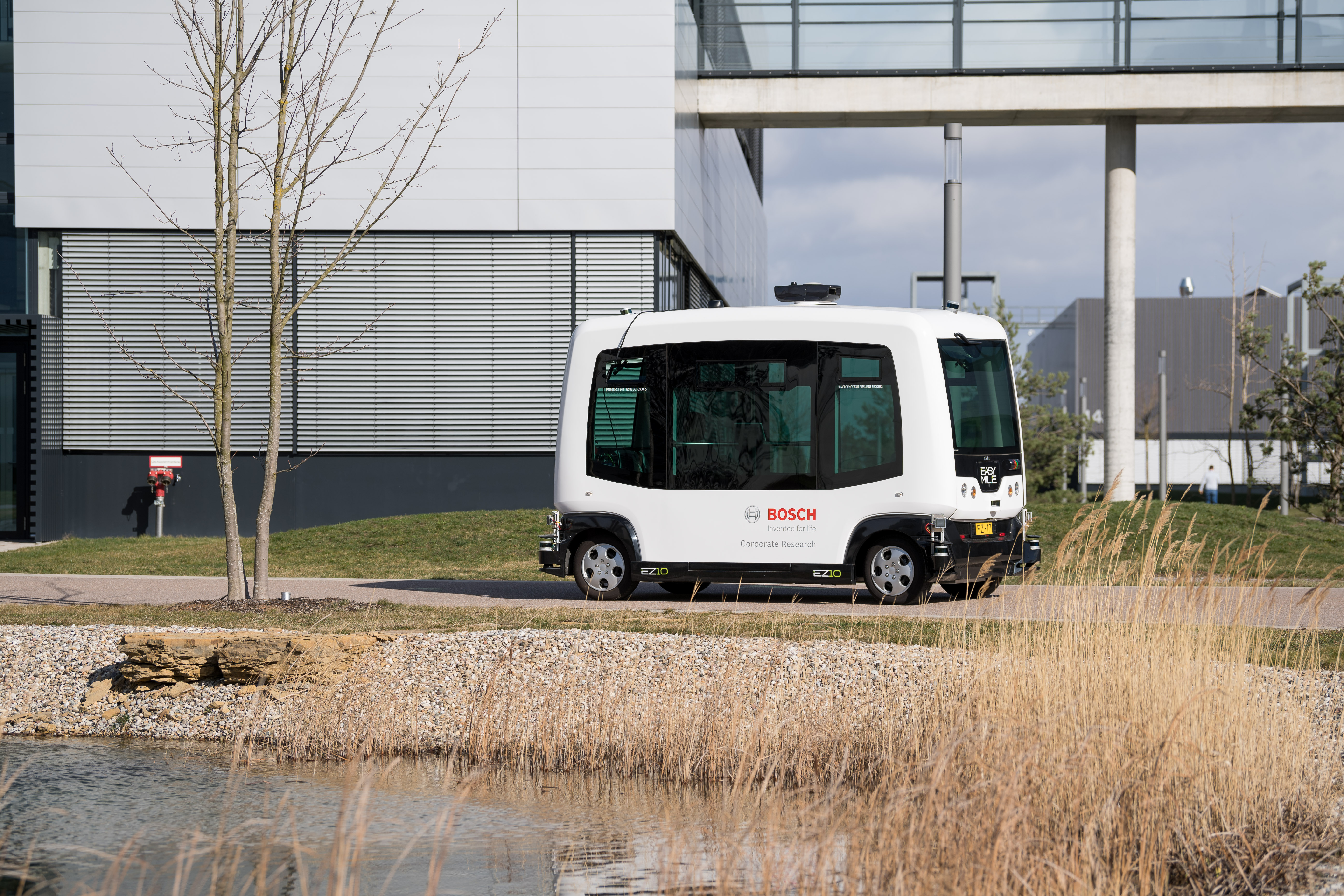 Projekt 3F predstavuje výsledky automatizované jazdy pri nízkej rýchlosti.