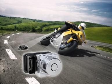 Kontrola stability motocyklov MSC od společnosti Bosch