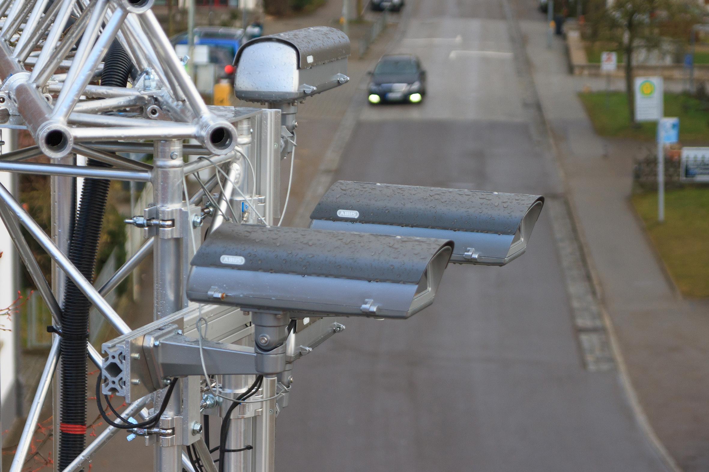 Nová technológia bola testovaná v Ulme v reálnych jazdných podmienkach