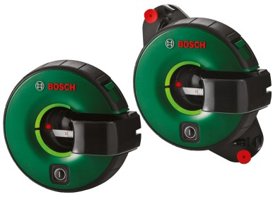 Unikátní čárový laser se zabudovaným pásmem: Atino od společnosti Bosch pro domácí kutily