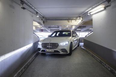 Inteligentní infrastruktura parkovacích garáží