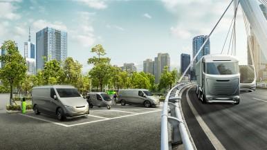 Město, venkov, dálnice: Bosch připravuje cestu pro klimaticky neutrální dopravu