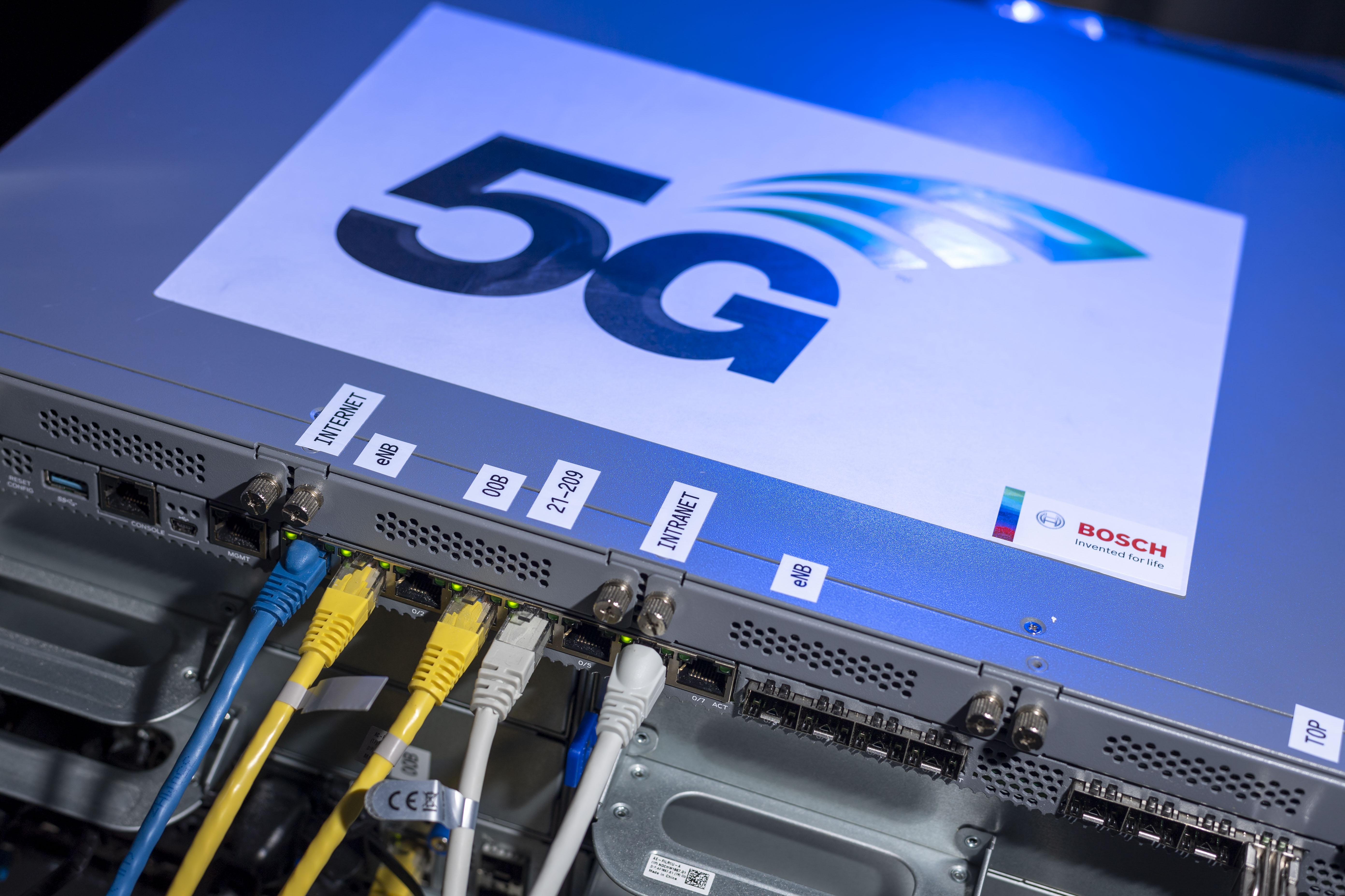 5G serverovna