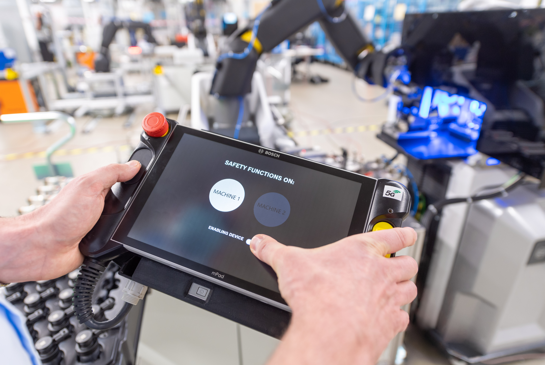Bezbariérová spolupráce mezi lidmi a stroji