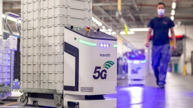 Bosch uvádí do provozu první kampusovou 5G síť