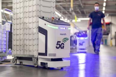 Technológia ActiveShuttles podporujúca 5G