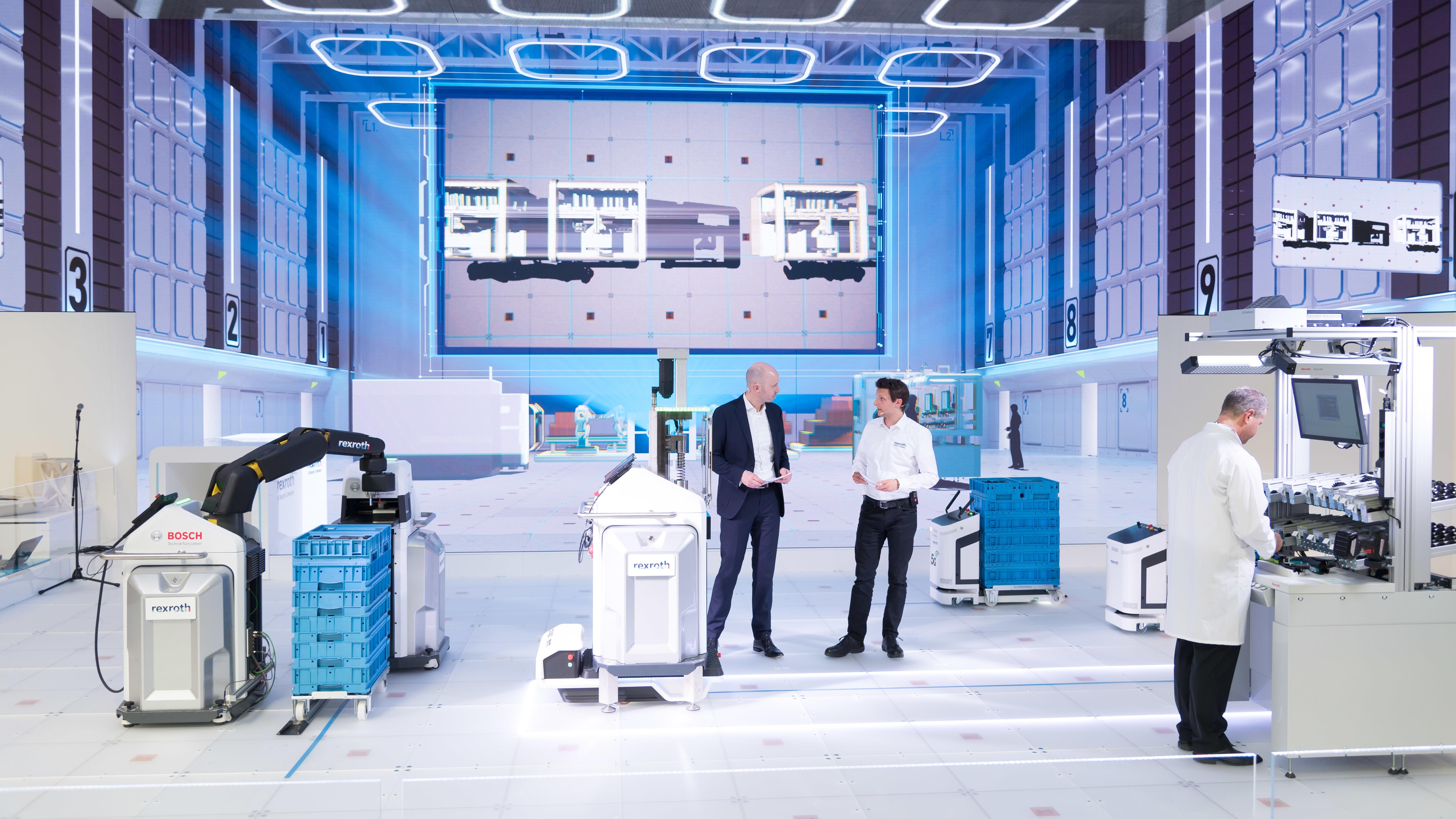 Bosch žádá o lokální licence 5G