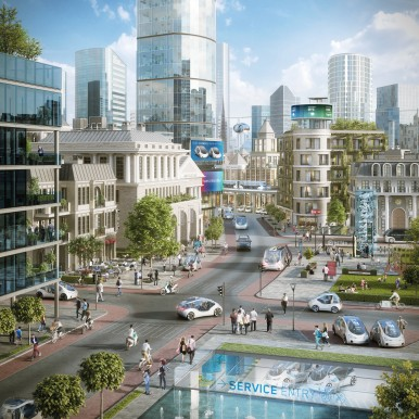 Budúcnosť mobility