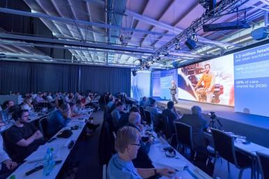 Dr. Rolf Bulander, vedúci obchodnej oblasti Mobility Solutions spoločnosti Robert Bosch GmbH