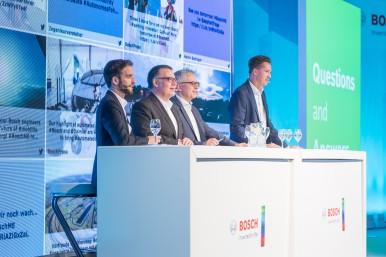 Dr. Rolf Bulander, Dr. Dirk Hoheisel a Dr. Markus Heyn