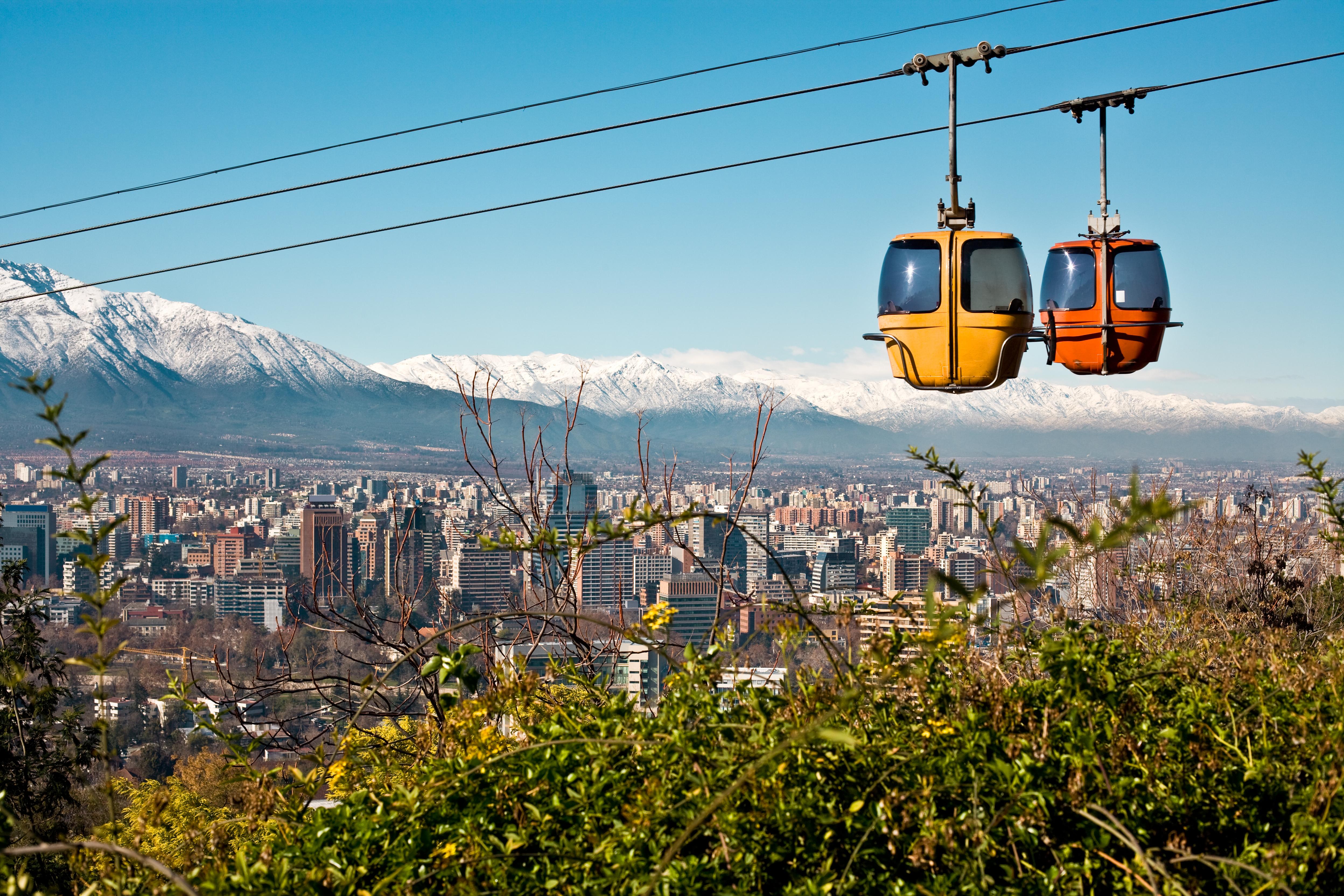 Městská lanovka – efektivní způsob přepravy