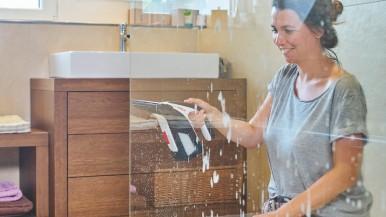 GlassVac – první akumulátorový čistič oken od firmy Bosch