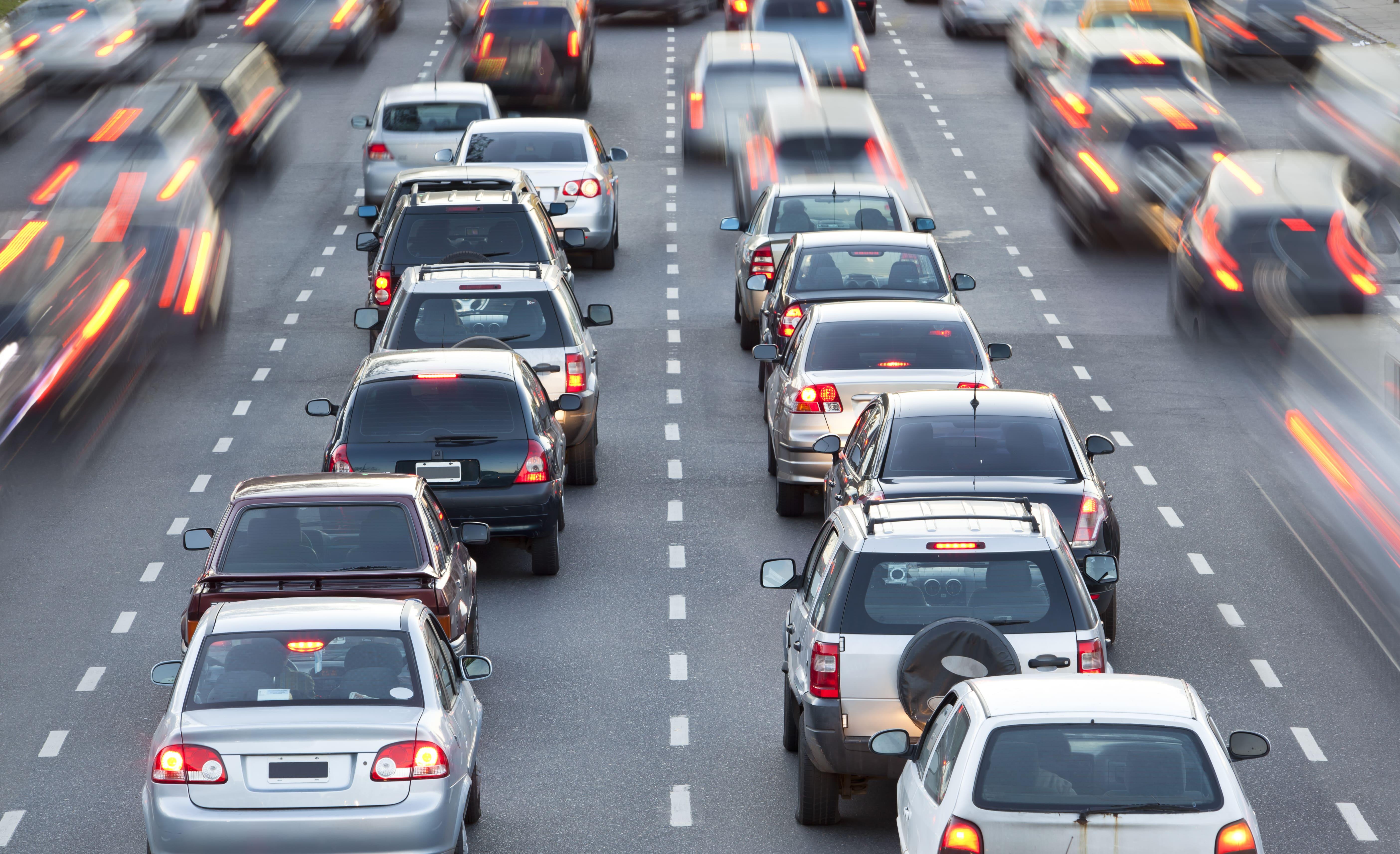 Cena dopravných zápch